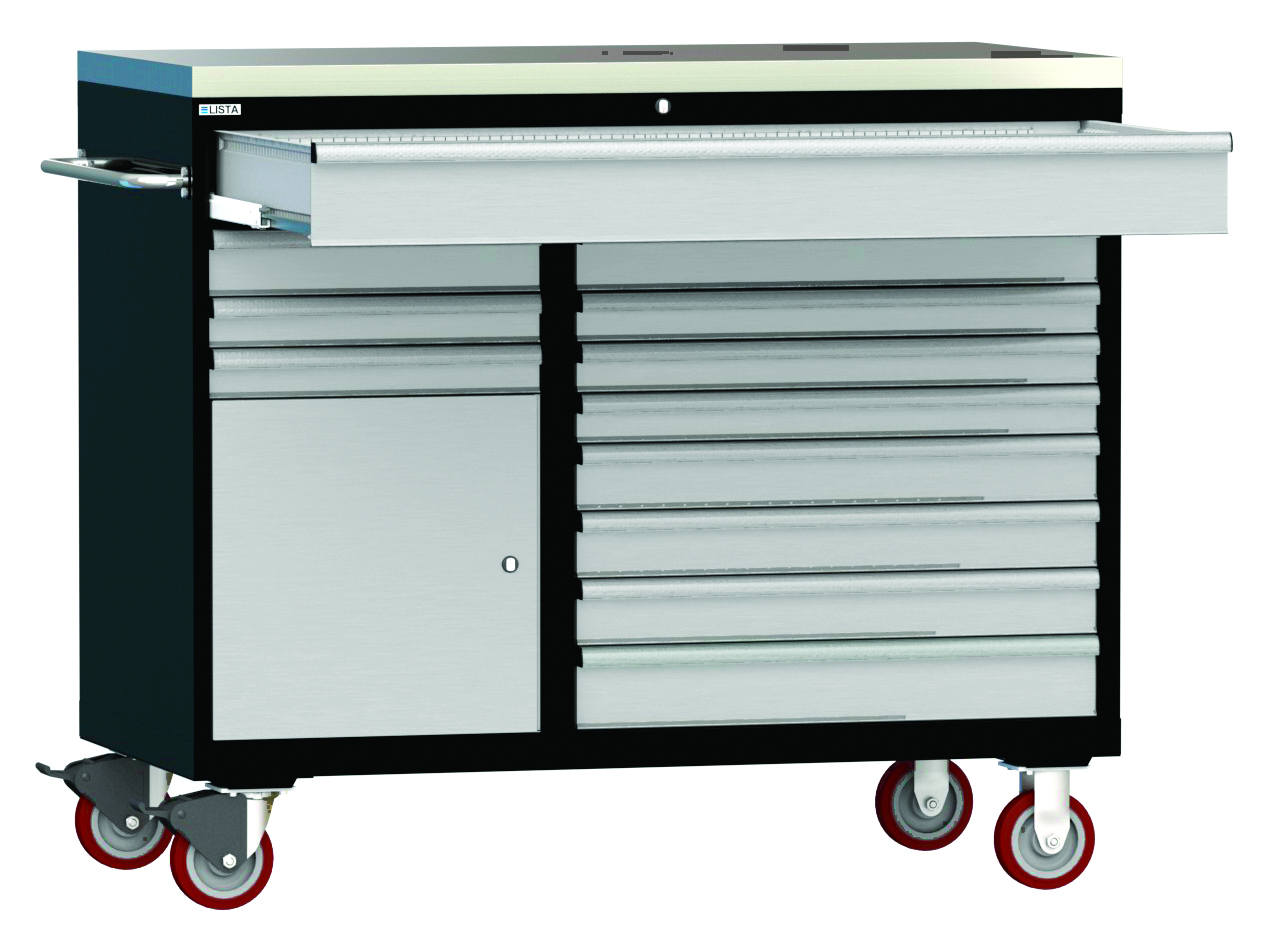 Lista Releases New Series Of Technician Tool Storage Products