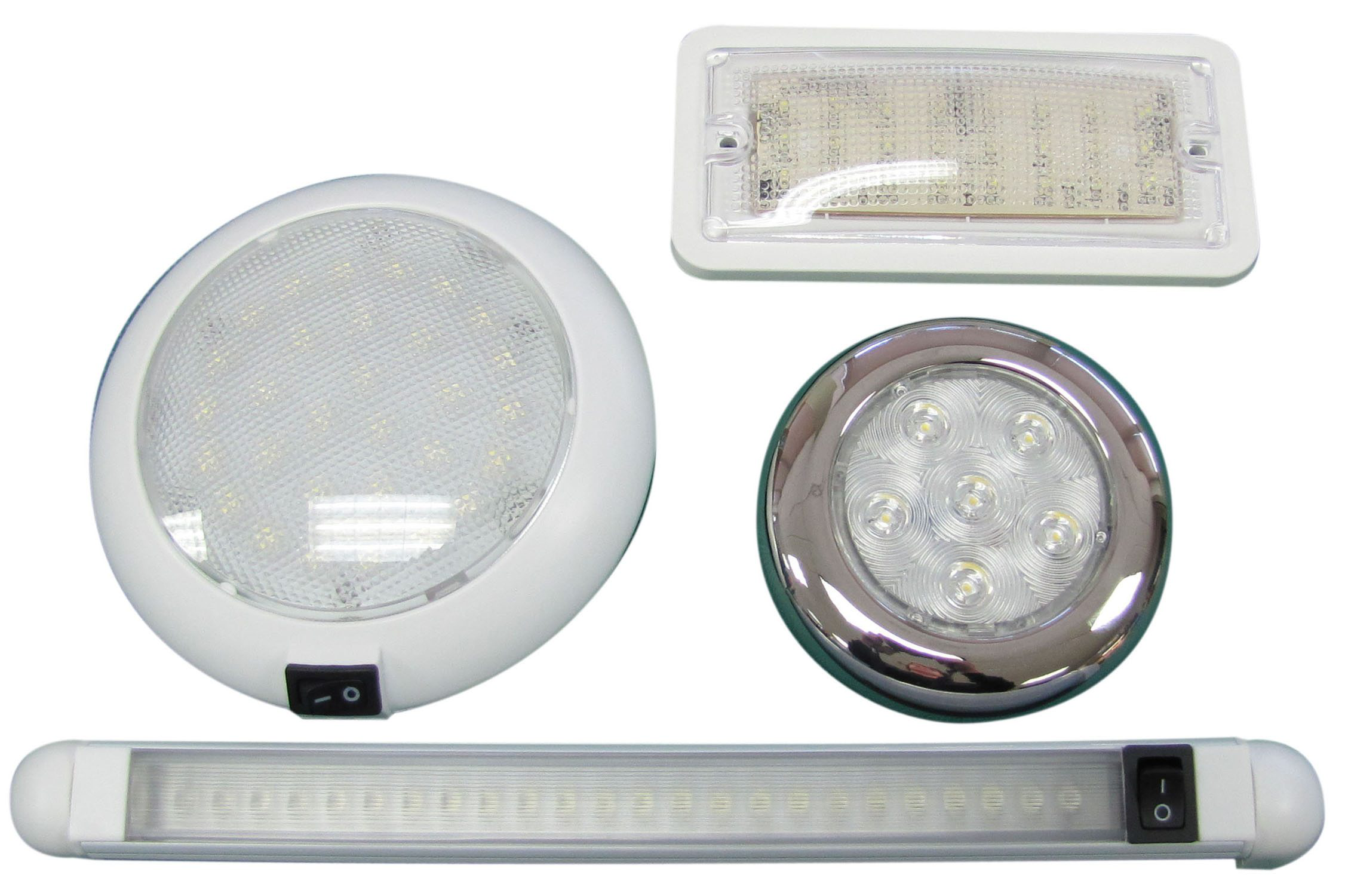 sc 1 st  Truck Parts and Service & Peterson Introduces New White LED Lights