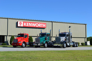 C-B Kenworth has opened a new 15,000 square-foot parts and service facility in Maine.