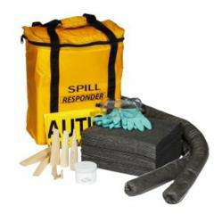 Creative Safety Supply has developed a spill kit that includes a variety of sorbents to handle smaller spills of oils, coolants, solvents and fluids.