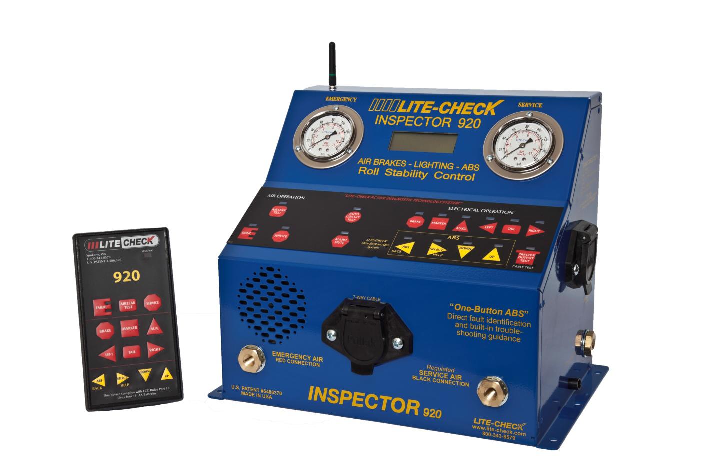 Lite-Check promotes diagnostic trailer tester