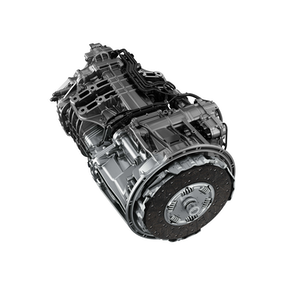 Monday, at its the Mercedes-Benz transmission assembly plant in Gaggenau, Germany, Daimler Trucks North America pulled the curtain back on the new, Detroit D12 automated manual transmission.