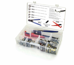 Gates Corporation, a global diversified manufacturer of industrial and automotive aftermarket parts, announces the release of the new PolarSeal II Clamp Assortment System.