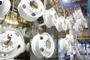 Accuride has announced it will invest $5.8 million to improve the powder coating capacity at its Henderson, Ky. facility.