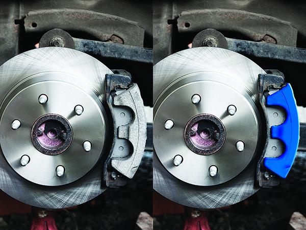 Chip Paint Repair >> PlastiKote releases brake paint