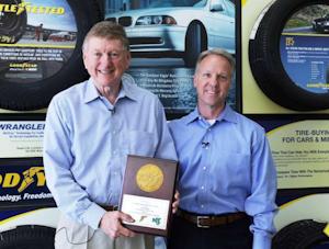 Clark Tire Anniversary