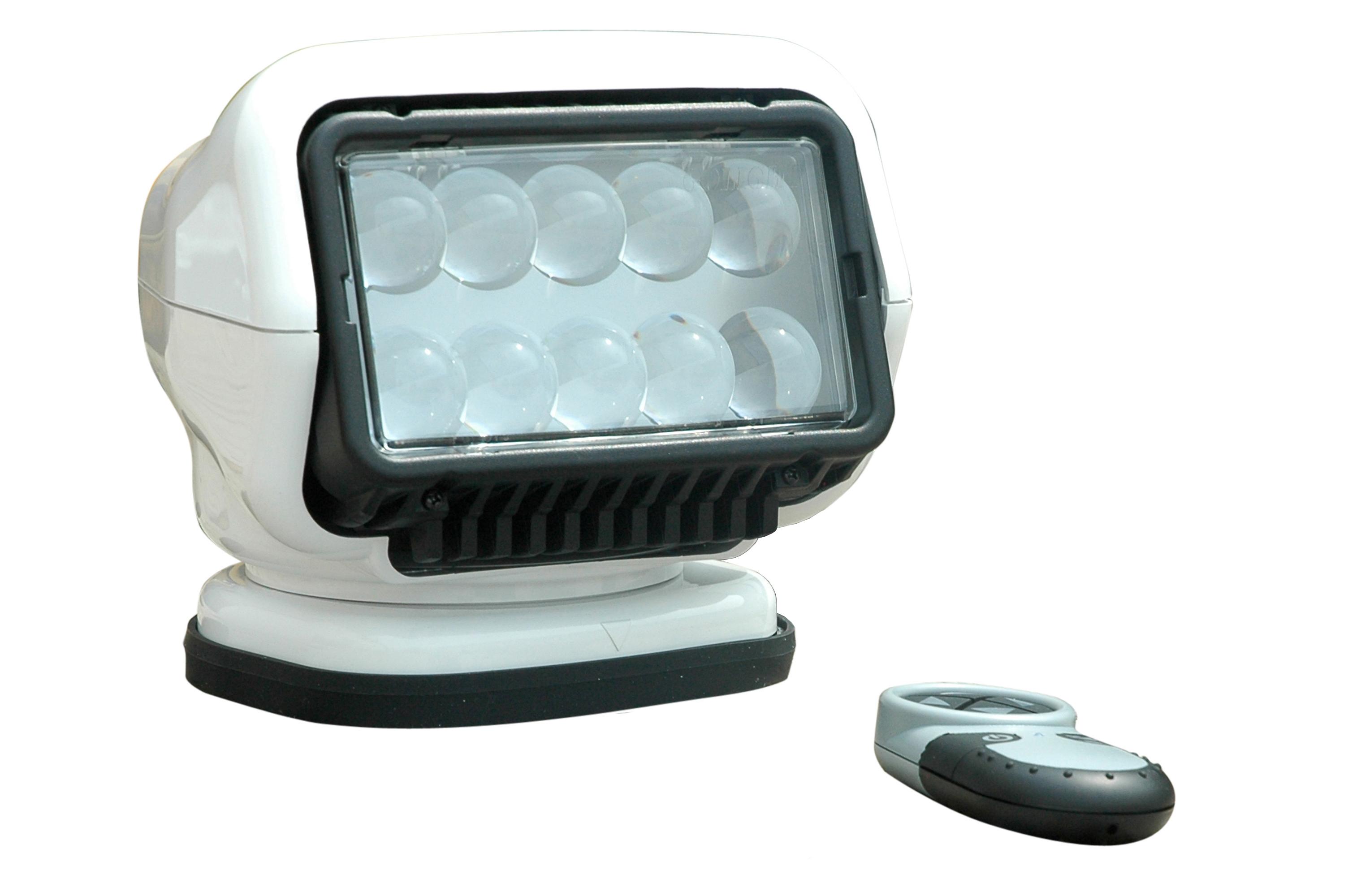 magnetic image golight remotes lighting light mount lumen p hid res w stryker hi go volt wireless watt