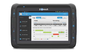 Detroit Connect has  introduced its new On-Board Tablet. The On-Board Tablet joins Virtual Technician and Visibility fleet software solutions to create a comprehensive suite of services that form the critical link between vehicles, engineers, service outlets and fleet managers.