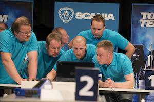 Team Kirkkopuiston Sissit from Finland.