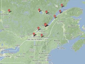 Macpek locations.