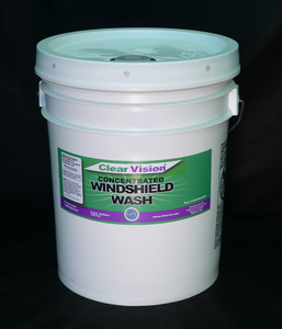 Clear Vision Windshield Wash