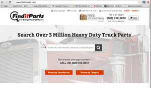 FinditParts debuts new, revamped website