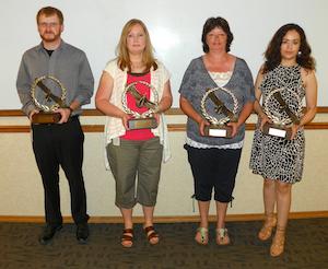 CLARCOR Achievement Award Winners Photos