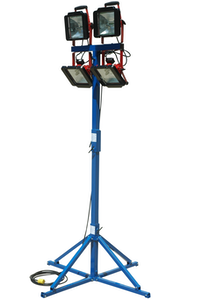 Larson portable quadpod