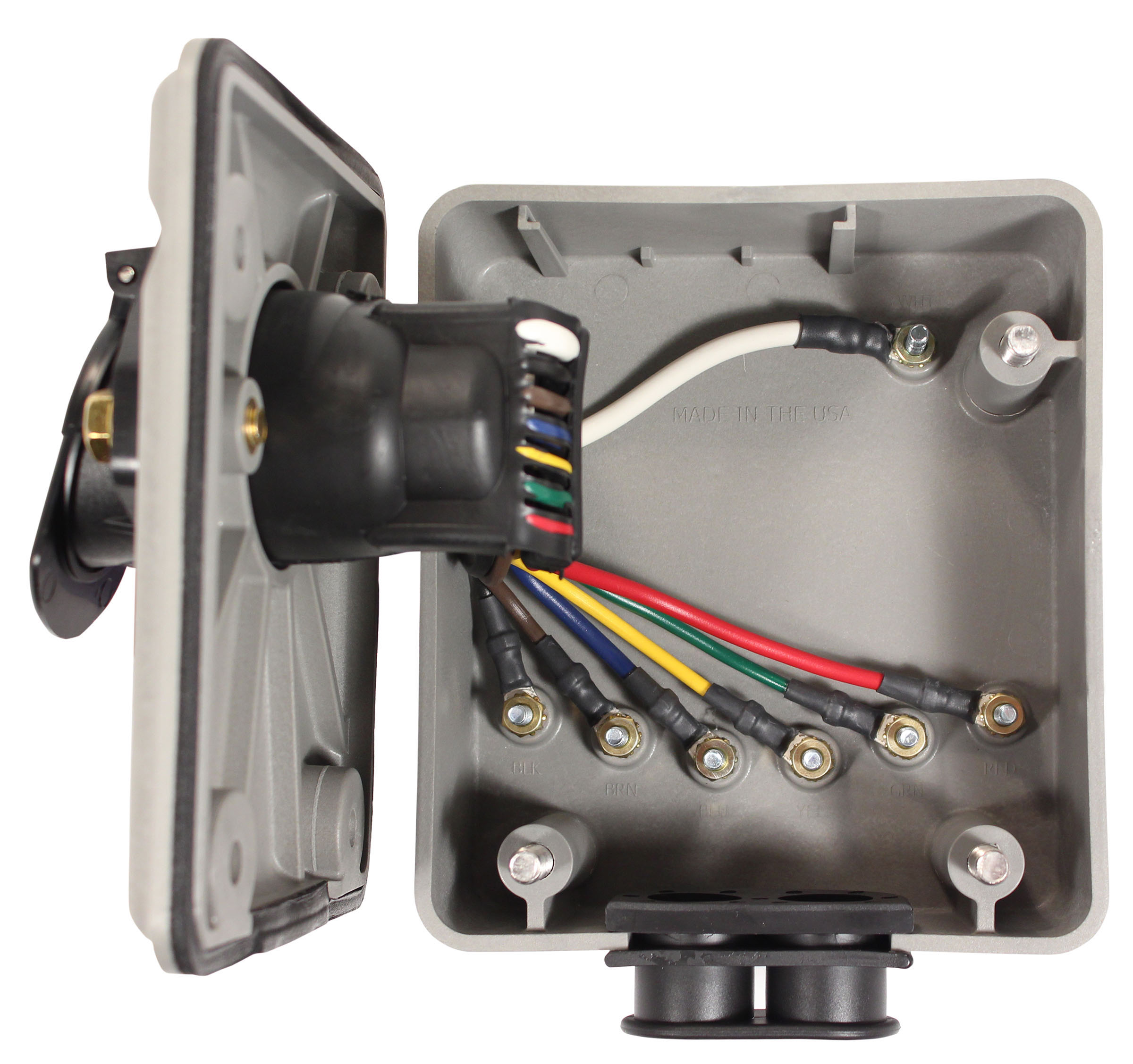 Phillips Industries Releases Compact Trailer Wiring System