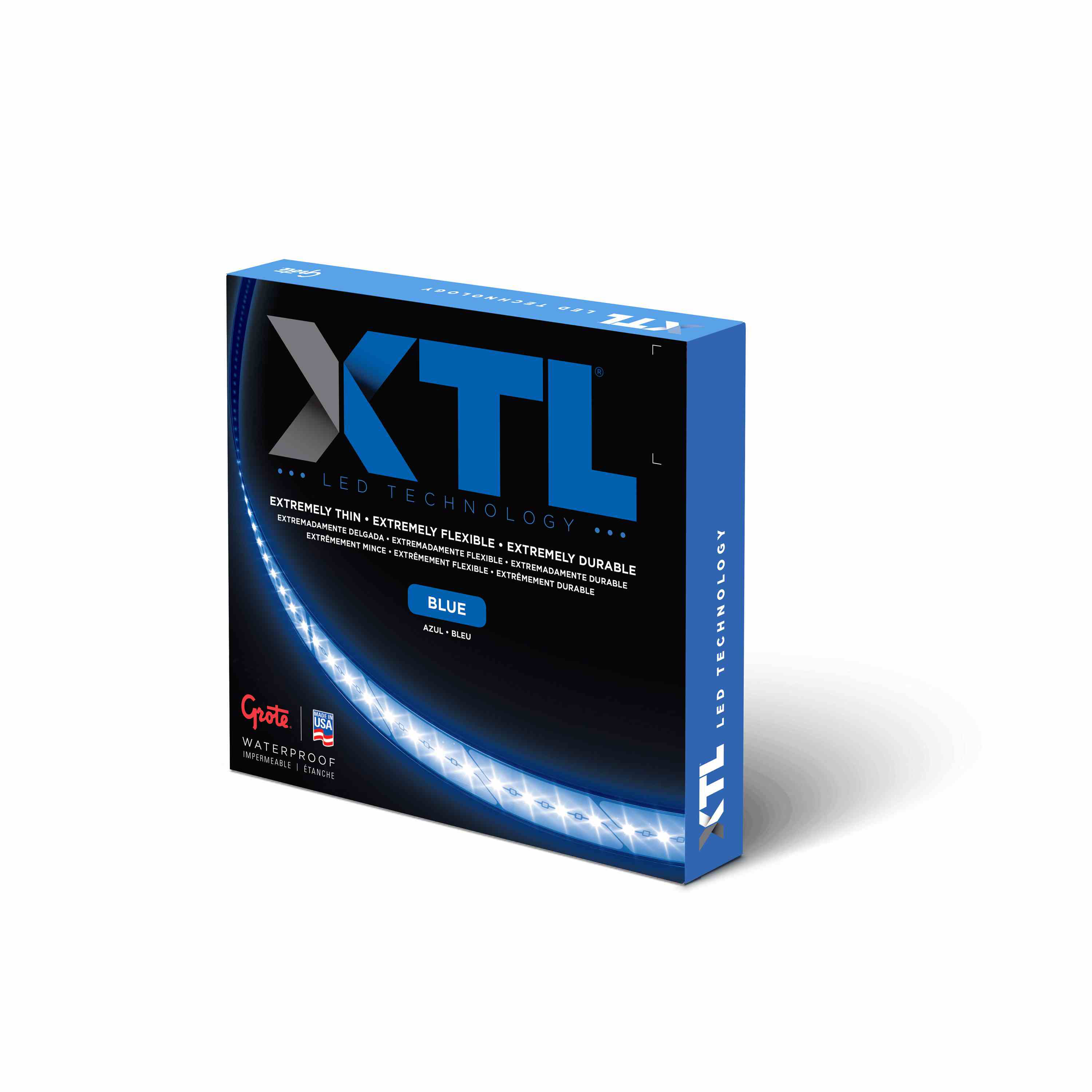 Grote industries introduces brand new xtl led light strips grote industries introduces the xtl led light strip mozeypictures Image collections