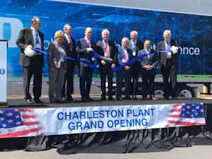 WABCO opens new South Carolina facility
