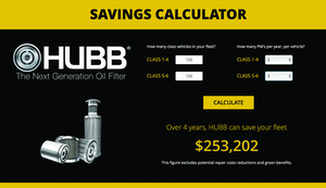 HUBB: The Next Generation Oil Filter
