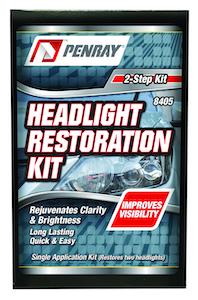 Penray headlight restoration kit