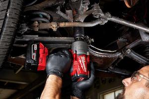 Milwaukee Tool High Torque Impact Wrench