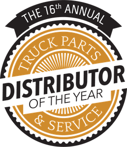 Annual Truck Parts and Service Distributor of the Year Award