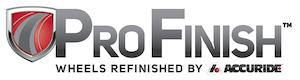 Pro Finish logo