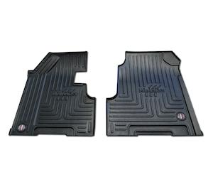Minimizer debuts Western Star floor mats