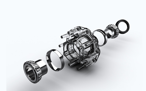ROLLiant hub system