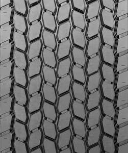Oliver Ultra Low Profile tire tread view
