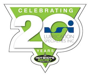Lubrication Specialties Celebrates 20 Years