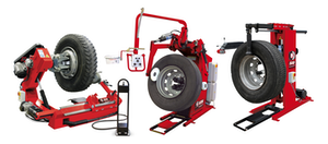 Rotary tire change product line