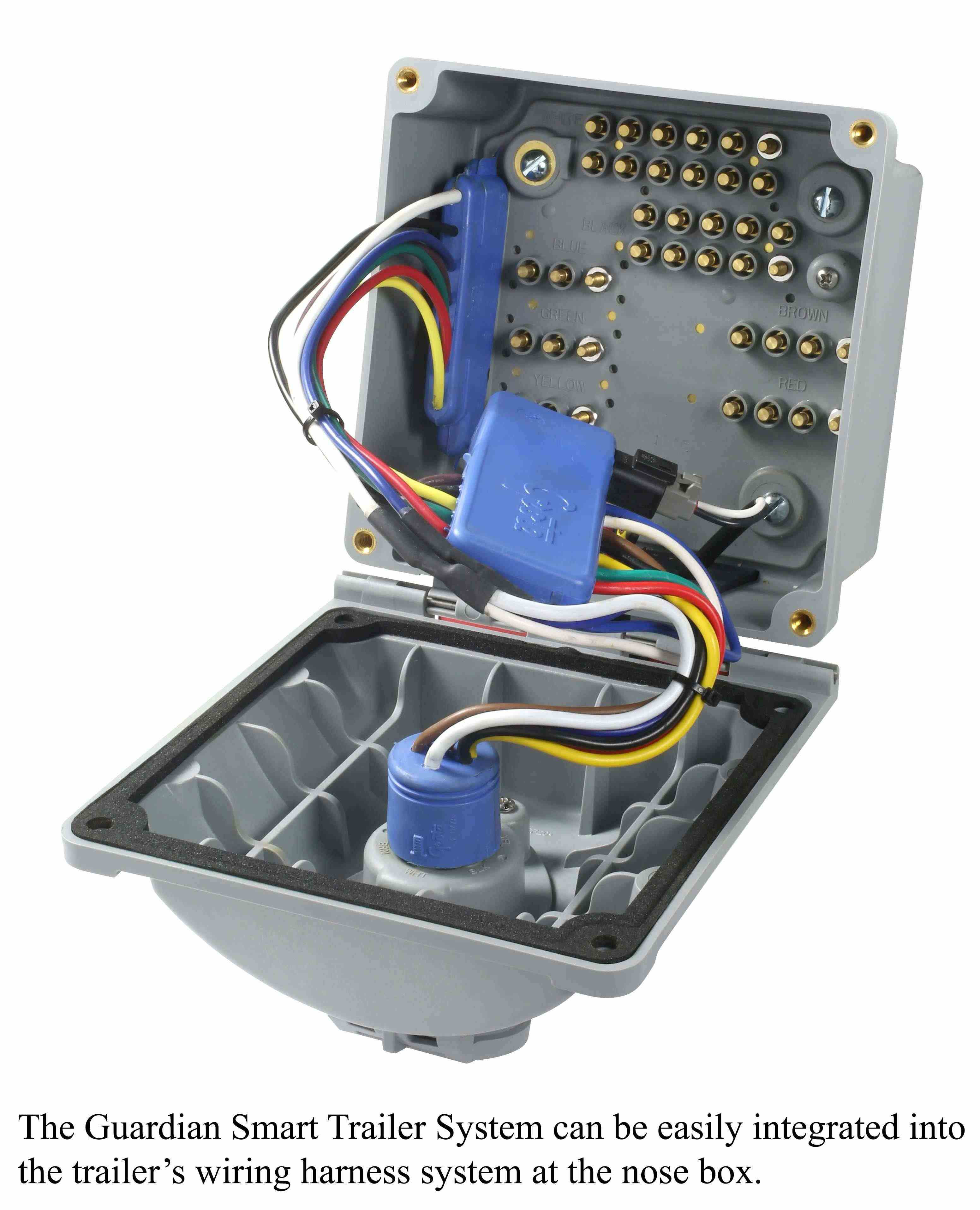 Nose box with Guardian Modulewcap grote industries introduces new lighting alert system grote wire harness at soozxer.org