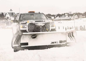 new fisher snowplow