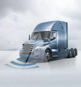 Daimler announces new standard features on Freightliner Cascadia