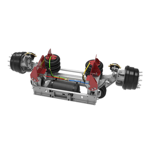 Link launches redesigned self-steer suspensions