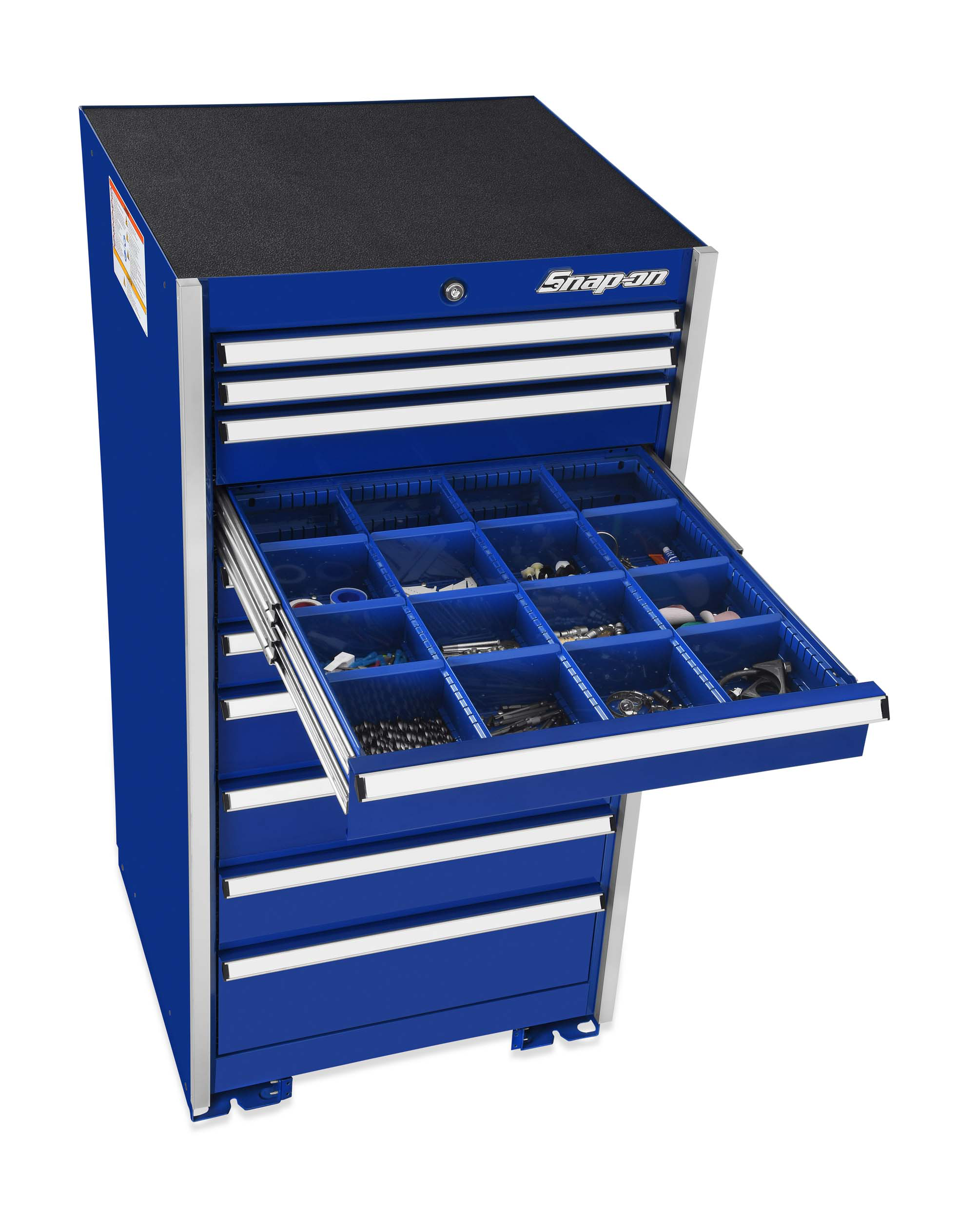 Snap-on introduces IQON line of ergonomic roll cabinets