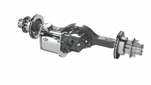 Dana, Workhorse Group debut Spicer Electrified Integrated Electric axle