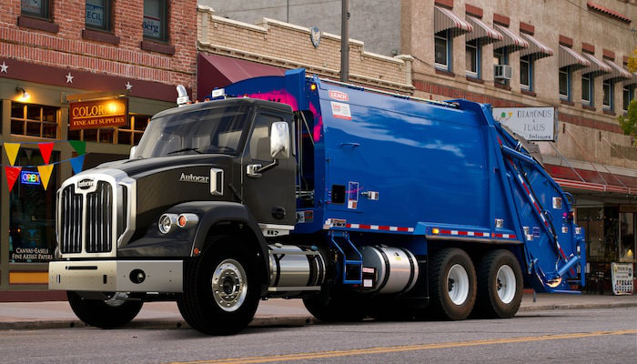 Cvg To Design And Produce Autocar Vocational Truck