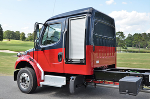 New Rollup Door For Freightliner M2 Trucks From Fontaine