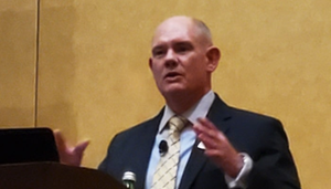Bill Hanvey, president and CEO, Auto Care Association