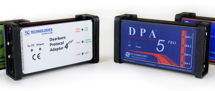 DG Technologies products