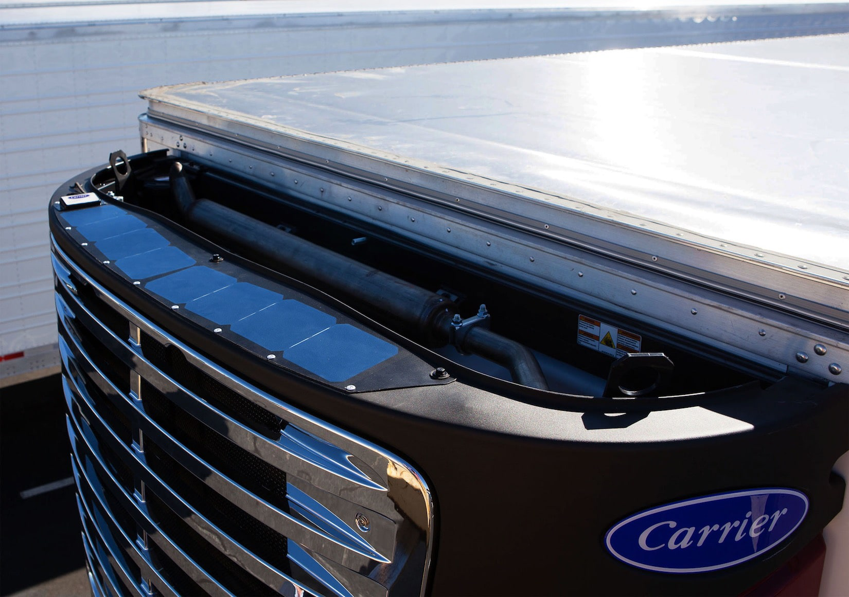 Carrier Transicold TRU-Mount Solar Panel