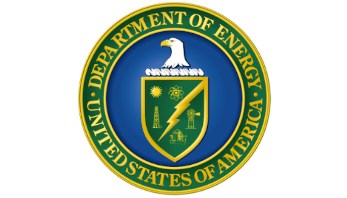 U.S. Department of Energy crest