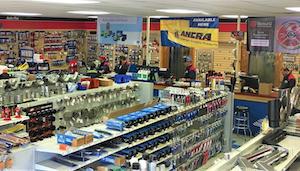 Texas Trucks Direct parts showroom