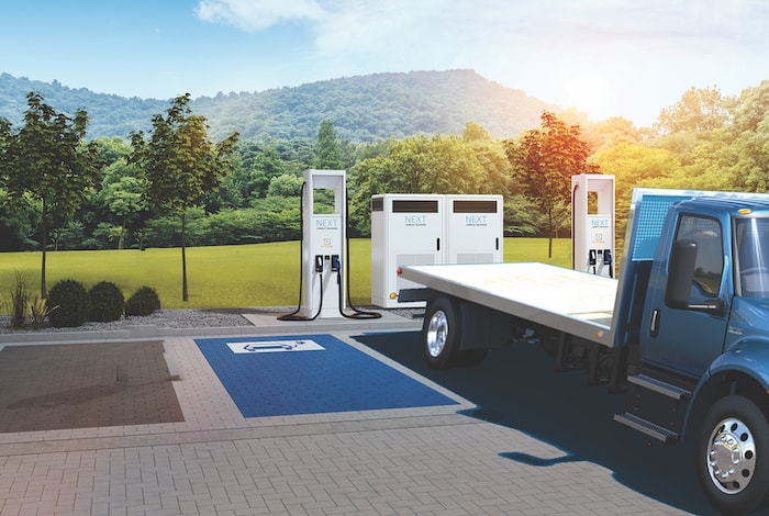 navistar, volvo bolster charging infrastructure for