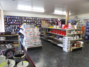 Weldon Parts store