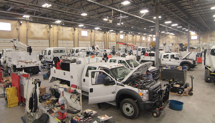 Auto Truck Group upfit center