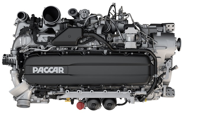 2021 PACCAR MX-13 Engine 2