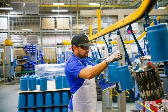 remanufacturing plant
