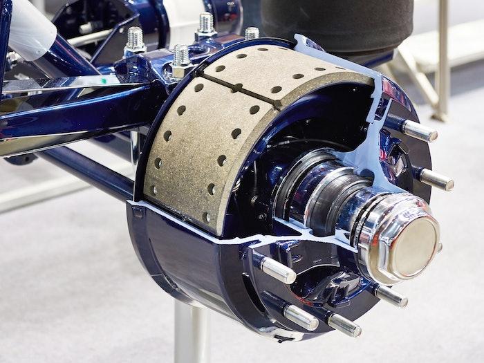 wheel end